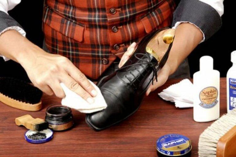 5b9520d3b Особенности ухода за кожаной обувью: 7 важных правил и способ ...
