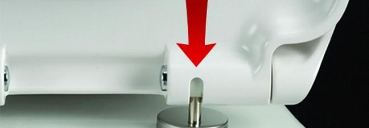 Как починить микролифт крышки унитаза