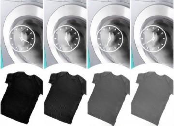 Как вернуть цвет черным вещам