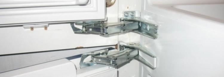 Что делать, если дверь холодильника не закрывается