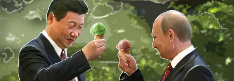 Как подарок Путина лидеру Китая спровоцировал ажиотаж на российское мороженое среди китайцев