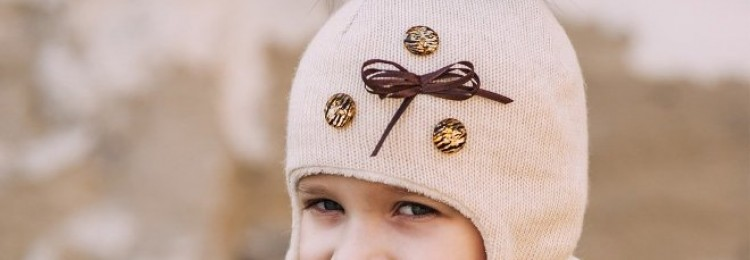Размеры шапок для детей