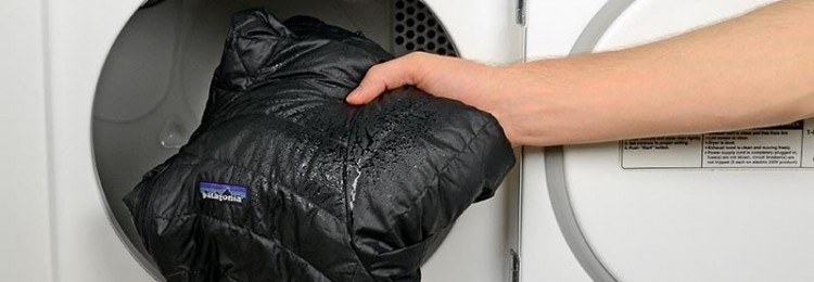 Правильная стирка зимней куртки в стиральной машинке: секреты