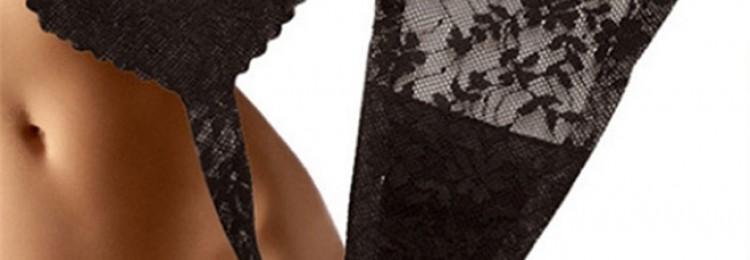 Стринги-невидимки: революция нижнего белья