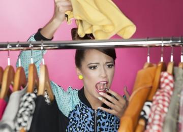 Топ-7 эффективных методов избавления от моли в гардеробной