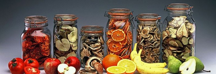 Заготовки впрок – секреты сушки овощей, фруктов, грибов