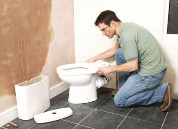 Как правильно установить унитаз в частном доме