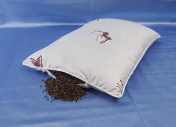 Подушка из гречневой лузги: как выбрать
