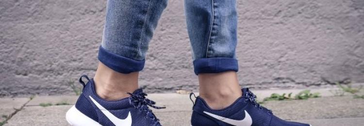 Как сделать подвороты на джинсах