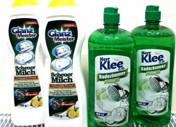 Самые опасные средства для поддержания чистоты в квартире
