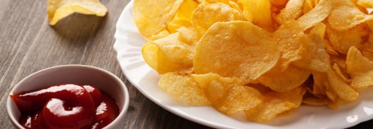 Как приготовить домашние низкокалорийные чипсы