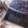 Удачная расчёска для волос — щетка или гребешок?