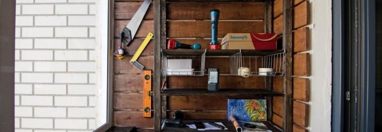 Как навести порядок на балконе и лоджии: 5 шагов по уборке