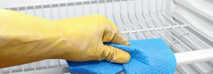 Чем отмыть холодильник от запаха