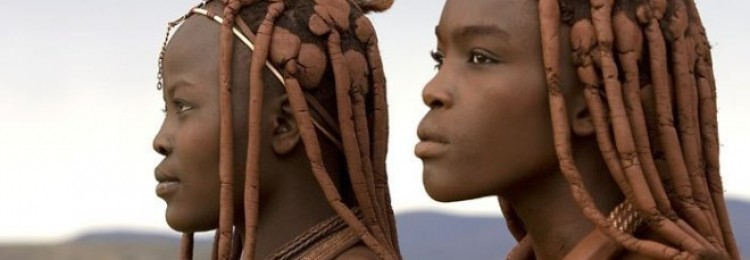 Самое красивое племя Африки — народ Химба
