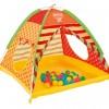 Как сложить детскую палатку в чехол