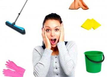 Прибираем дом легко и с удовольствием. Или как сделать уборку дома увлекательным занятием