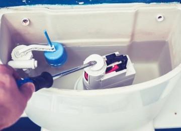 Почему вода не набирается в бачок унитаза