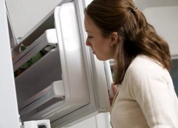 Как убрать запах из морозильной камеры холодильника