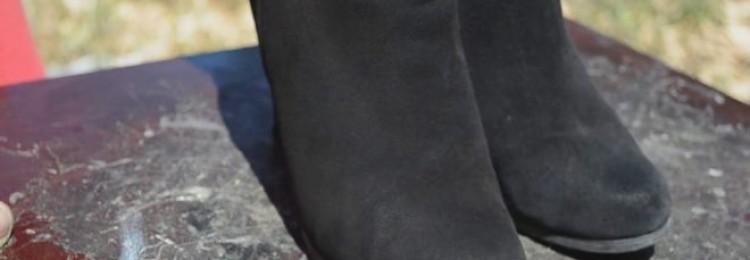 Как обновить замшевую обувь в домашних условиях