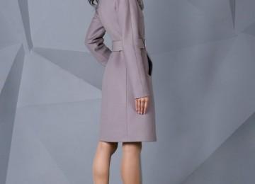 Выкройка пальто с цельнокроеным рукавом