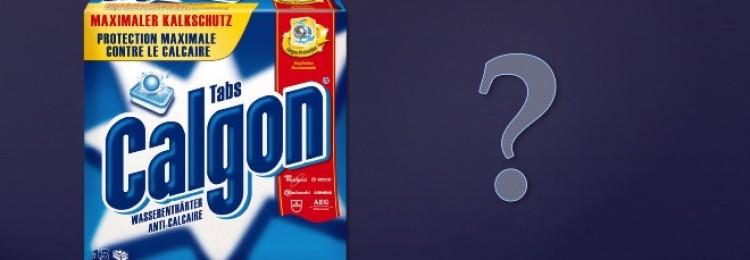 Калгон для стиральных машин: инструкция по применению