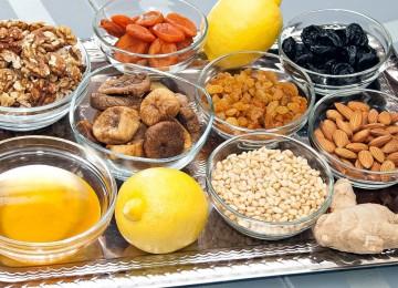 3 рецепта для повышения иммунитета — томленные яблоки, чай с имбирем …..