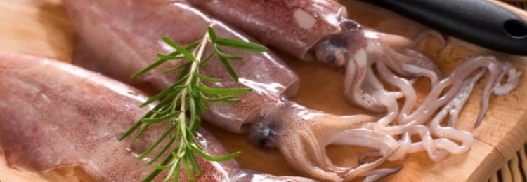 Как правильно варить кальмары