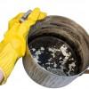 Как очистить алюминиевую кастрюлю от нагара