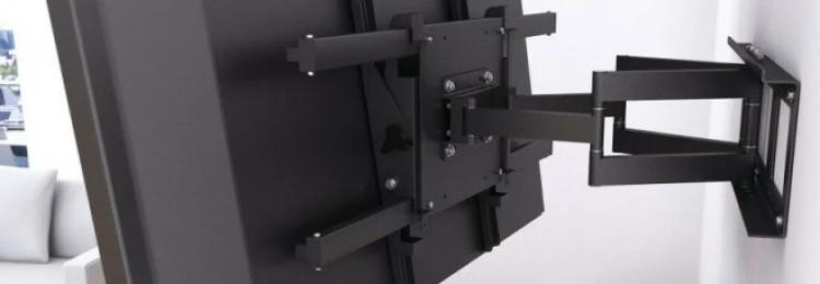 Как выбрать крепление для телевизора на стену