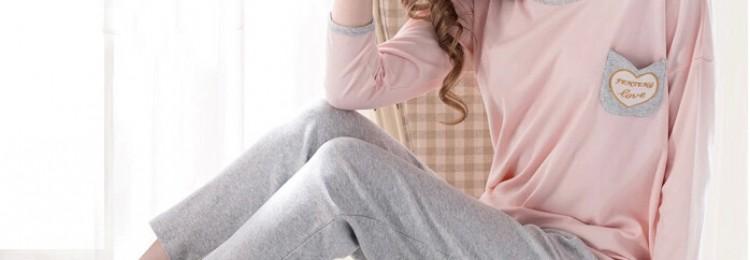 Домашняя одежда, в которой не стыдно появиться перед гостями и мужем