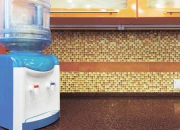 Чистка кулера для воды: как почистить самостоятельно
