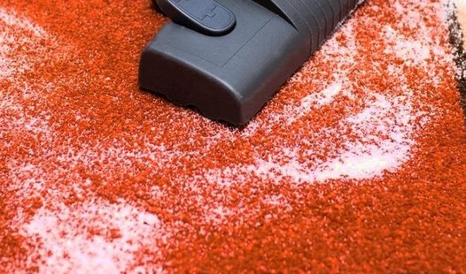 Соль или хозяйственное мыло