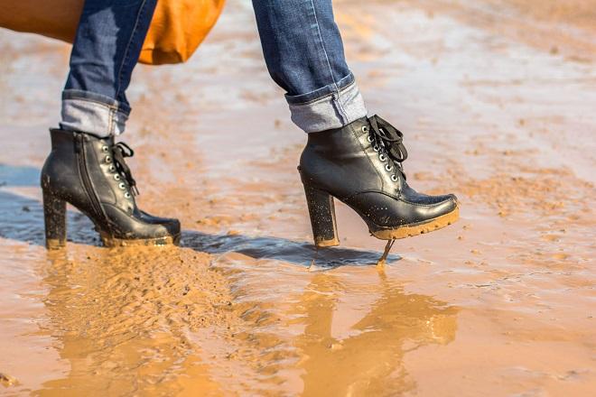 Способы очистки от грязи внутри