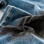 Чем отмыть мазут с одежды