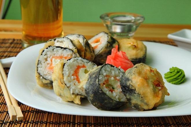 Домашнее приготовление японских блюд