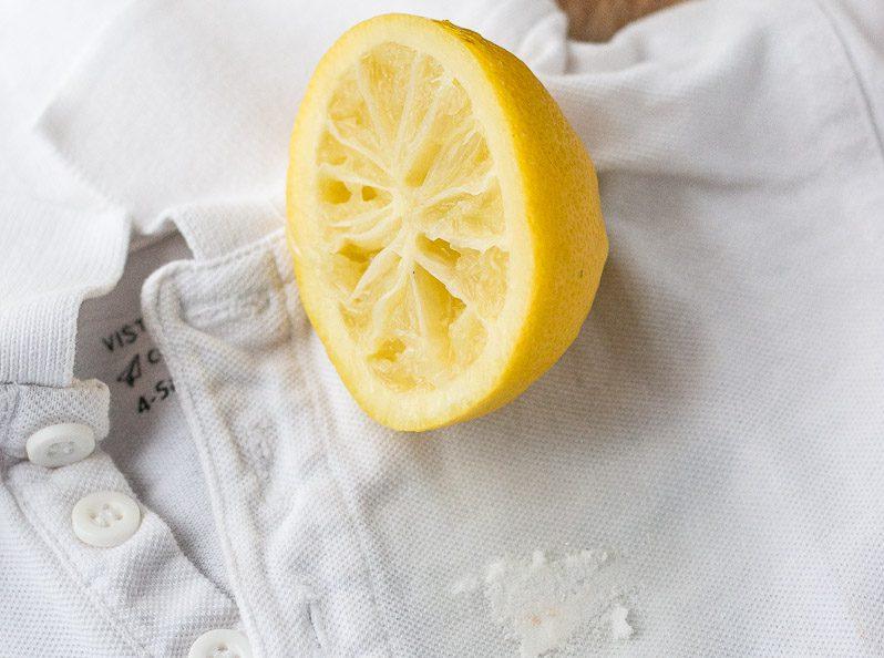 Как вывести пятно от чая с белой и цветной ткани