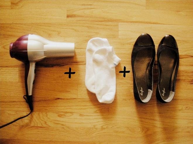 Как разносить туфли, которые жмут и натирают
