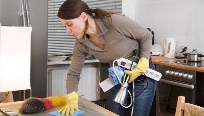 Пыль в доме может спровоцировать аллергию
