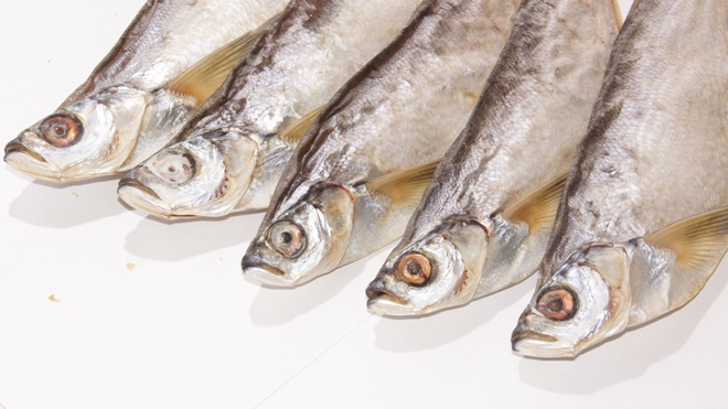 Как хранить вяленую рыбу в домашних условиях
