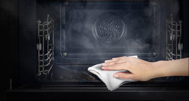 Очистка духовки, какая лучше
