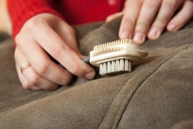 Как почистить натуральную дубленку в домашних условиях