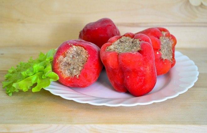 Как сохранить болгарский перец на зиму свежим