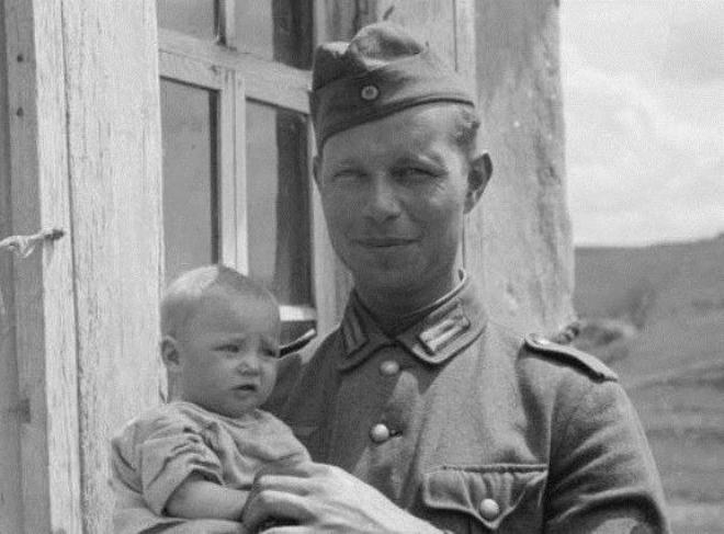 Судьбы детей, рожденных от связей с фашистами