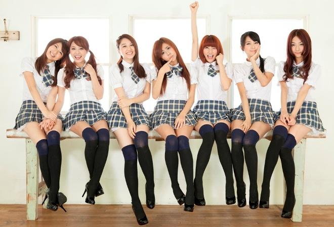 Особенности школьной формы у японских девушек