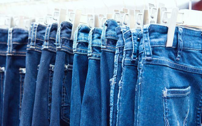 Что делать, если красятся джинсы