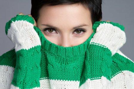 Картинки по запросу девушка в свитере