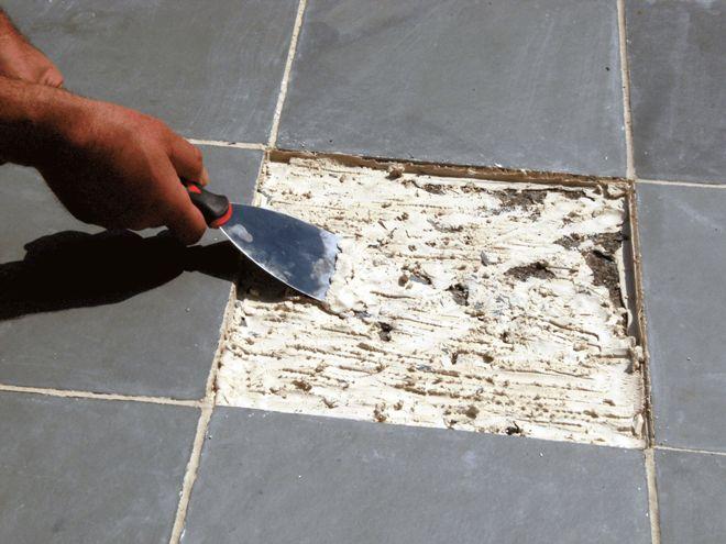 Как очистить кафельную плитку от старого раствора