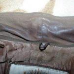 Как почистить засаленный воротник куртки