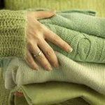 Как правильно стирать шерстяной свитер